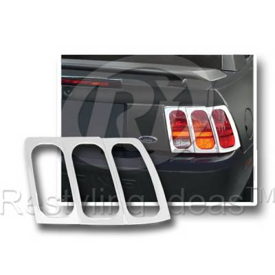 Restyling Ideas - Ford Mustang Restyling Ideas Taillight Bezel - 26807