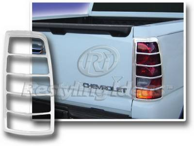 Restyling Ideas - Chevrolet Silverado Restyling Ideas Taillight Bezel - 26816