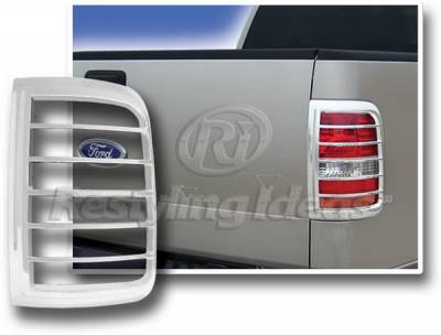 Restyling Ideas - Ford F150 Restyling Ideas Taillight Bezel - 26823