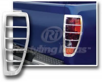 Restyling Ideas - Chevrolet Silverado Restyling Ideas Taillight Bezel - 26831