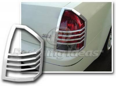 Restyling Ideas - Chrysler 300 Restyling Ideas Taillight Bezel - Chrome - 26840
