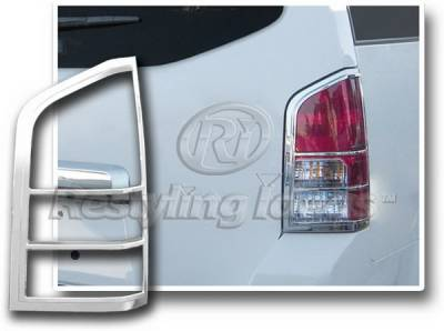 Restyling Ideas - Nissan Pathfinder Restyling Ideas Taillight Bezel - Chrome - 26850