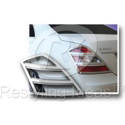 Restyling Ideas - Mercedes S Class Restyling Ideas Taillight Bezel - 26856