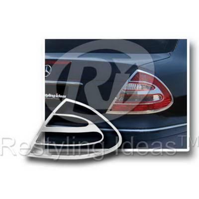 Restyling Ideas - Mercedes E Class Restyling Ideas Taillight Bezel - 26857