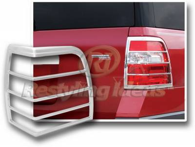Restyling Ideas - Ford Expedition Restyling Ideas Taillight Bezel - 26869
