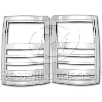 Restyling Ideas - Dodge Grand Caravan Restyling Ideas Taillight Bezel - 26874