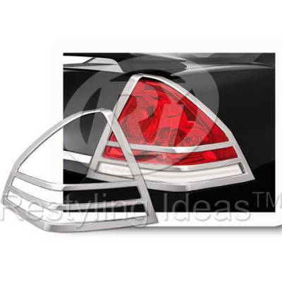 Restyling Ideas - Chevrolet Impala Restyling Ideas Taillight Bezel - 26877