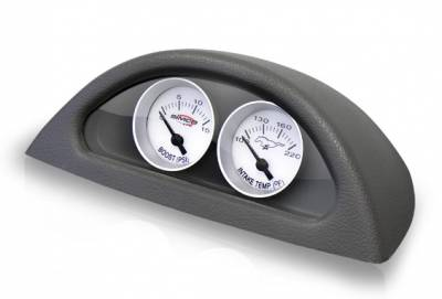 Simco - Ford Mustang Simco Classic Series Twin Gauge Pod - 27104