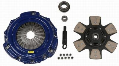 SPEC Clutches - Ford Mustang SPEC Clutches Stage 3 Clutch - 60017