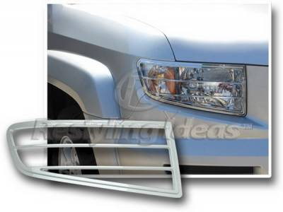 Restyling Ideas - Honda Ridgeline Restyling Ideas Headlight Bezel - 62804