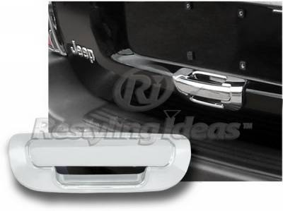 Restyling Ideas - Jeep Grand Cherokee Restyling Ideas Rear Door Handle Cover - 65207