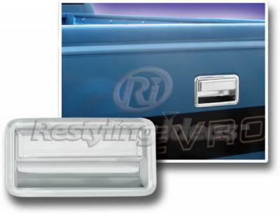 Restyling Ideas - Chevrolet CK Truck Restyling Ideas Tailgate Cover - 65208