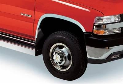 Putco - Ford F150 Putco Stainless Steel Fender Trim - 97222