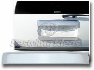 Restyling Ideas - GMC Yukon Restyling Ideas Rear Door Molding Cover - 65227