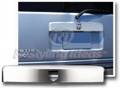 Restyling Ideas - Dodge Nitro Restyling Ideas Rear Door Molding Cover - 65231