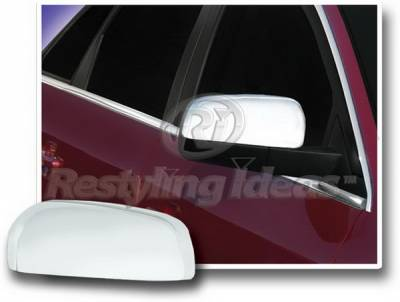 Restyling Ideas - Mercury Montego Restyling Ideas Mirror Cover - Chrome ABS - 67304