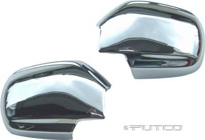 Putco - Chevrolet Colorado Putco Mirror Overlays - 400055