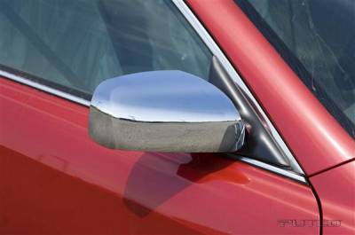 Putco - Toyota Camry Putco Mirror Overlays - 400068