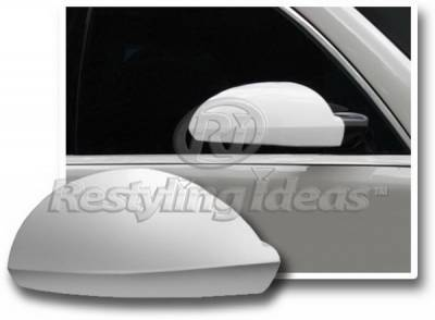 Restyling Ideas - Chevrolet Impala Restyling Ideas Mirror Cover - Chrome ABS - 67346