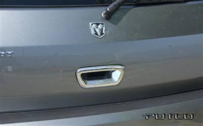 Putco - Dodge Magnum Putco Rear Handle Covers - 400080