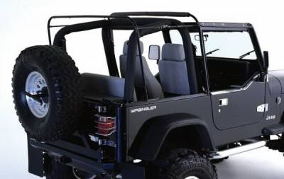 Rampage - Jeep Wrangler Rampage Soft Top Replacement Hardware - 69999
