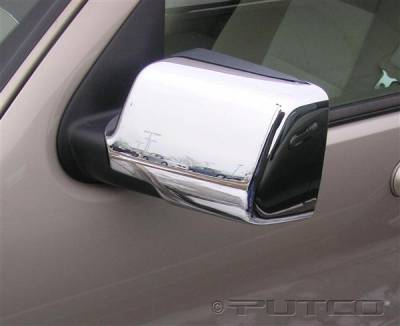 Putco - Ford Explorer Putco Mirror Overlays - 400872