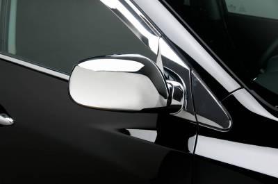 Putco - Hyundai Tucson Putco Mirror Overlays without LED opening - 401765