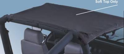 Rampage - Suzuki Samurai Rampage California Brief - Black Denim - 90115
