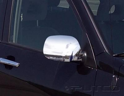 Putco - Toyota Rav 4 Putco Mirror Overlays - 402010