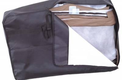 Rampage - Jeep Wrangler Rampage Hard Door Storage Bag - Black - 595202