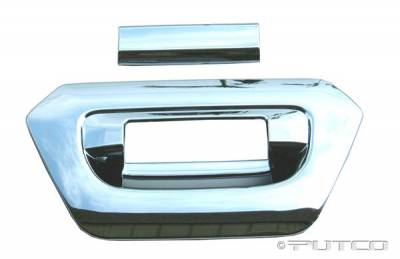 Putco - Toyota Tacoma Putco Rear Handle Covers - 403040