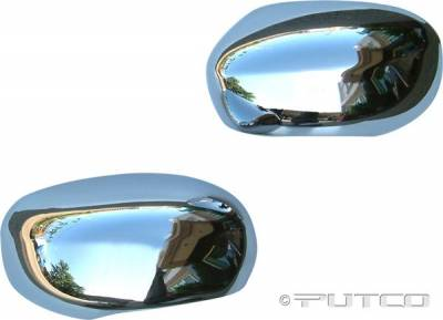 Putco - Chrysler 300 Putco Mirror Overlays - 403323