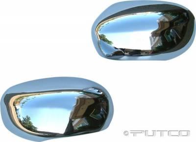 Putco - Dodge Magnum Putco Mirror Overlays - 403323