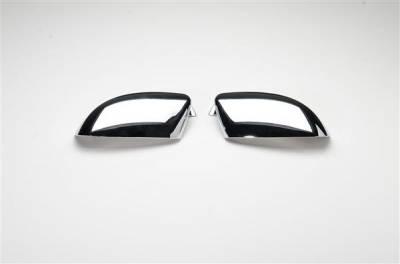 Putco - Chrysler 300 Putco Mirror Overlays - 403325