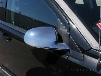 Putco - Dodge Caliber Putco Mirror Overlays - 403326