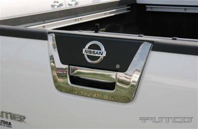 Putco - Nissan Frontier Putco Rear Handle Covers - 403412