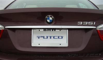 Putco - BMW 3 Series Putco Rear Handle Covers - 403620