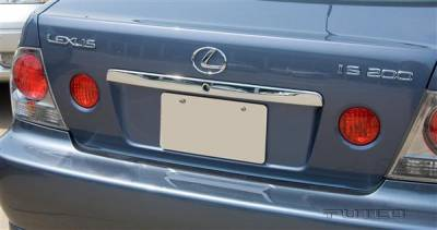 Putco - Lexus IS Putco Rear Handle Covers - 403623