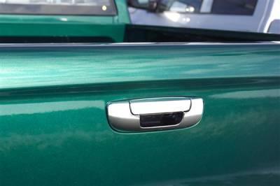Putco - Mercedes-Benz ML Putco Rear Handle Covers - 403626