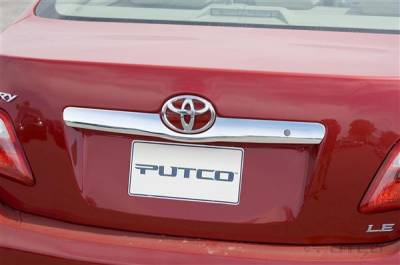 Putco - Toyota Camry Putco Rear Handle Covers - 403627