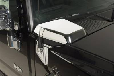 Putco - Hummer H2 Putco Chrome Air Intake Cover - 404507