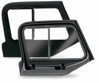 Rampage - Jeep Wrangler Rampage Front Door Top Slider - 919335