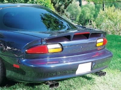 RKSport - Chevrolet Camaro RKSport Spoiler - SS Style - 01011046