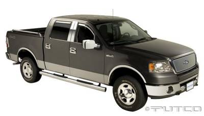 Putco - Ford F150 Putco Exterior Chrome Accessory Kit - 405110