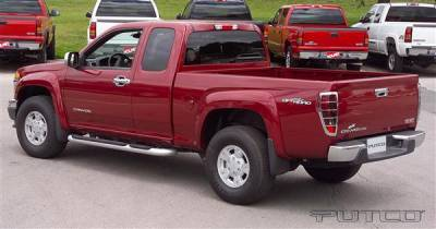 Putco - GMC Canyon Putco Exterior Chrome Accessory Kit - 405113