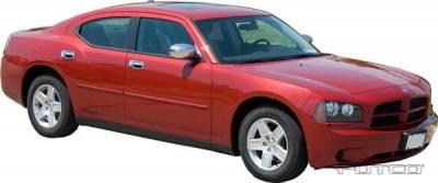 Putco - Dodge Charger Putco Exterior Chrome Accessory Kit - 405134