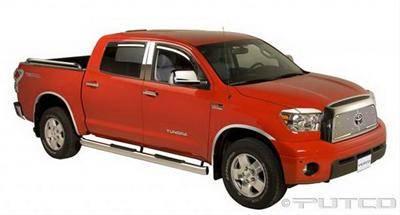 Putco - Toyota Tundra Putco Exterior Chrome Accessory Kit - 405306