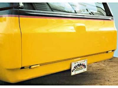 Sir Michaels - Chevrolet Tahoe Sir Michaels Standard Roll Pan - 2076202