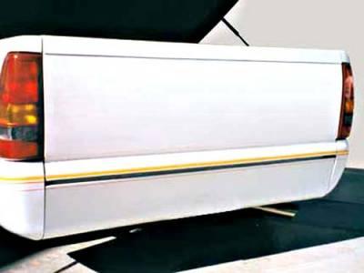 Sir Michaels - Rollpan - Bolt On - 2276102