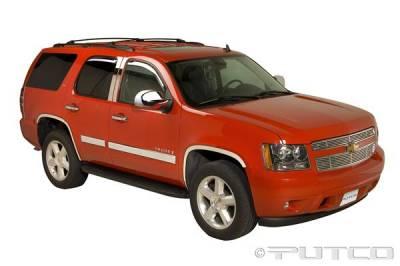 Putco - Chevrolet Tahoe Putco Exterior Chrome Accessory Kit - 405607